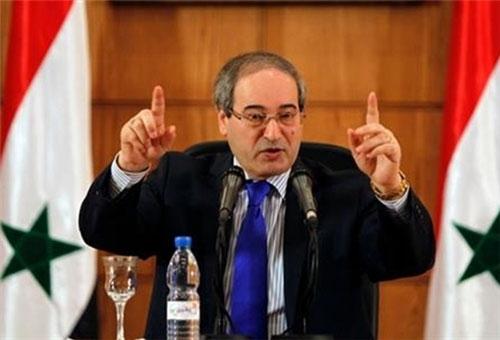 Suriye Dışişleri Bakan Yardımcısı Mikdad İran'da