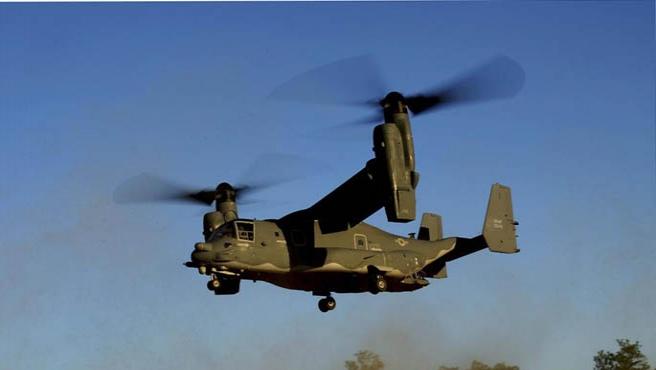 Amerikan helikopteri düştü: 4 ölü