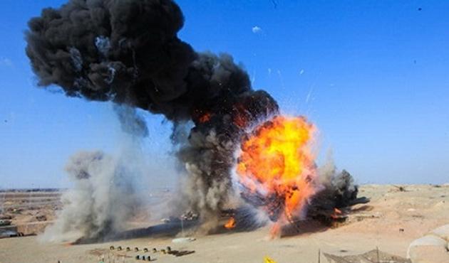 İran'da çekimde gerçek patlayıcı kullanıldı: 5 ölü
