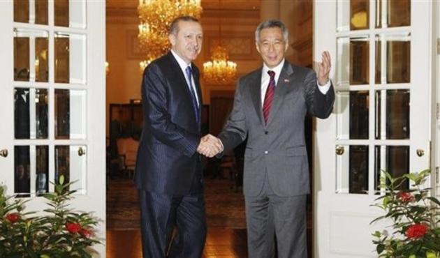 Singapur'la serbest ticaret anlaşması yolda