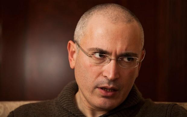 Rus işadamı Hodorkovski hakkında yeni soruşturma