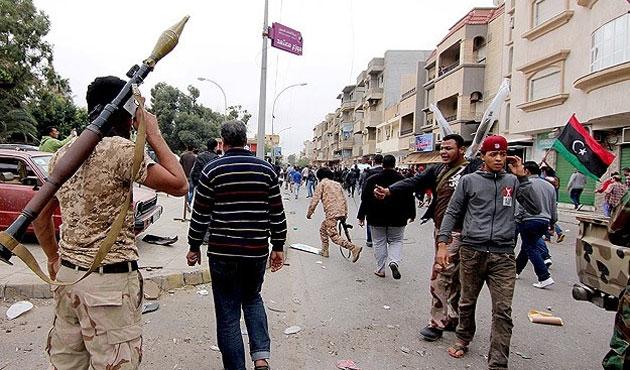 Libya'da çatışma: 1 asker öldü