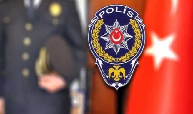 İzmir'de 223 polisin görev yeri değişti
