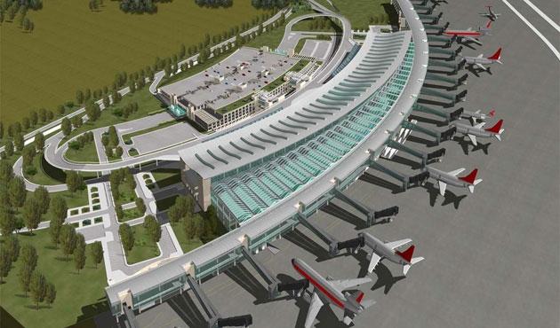 3. Havaalanı için kamulaştırmalar başlıyor