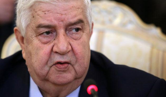 Suriye Dışişleri bakanı Muallim hastaneye kaldırıldı