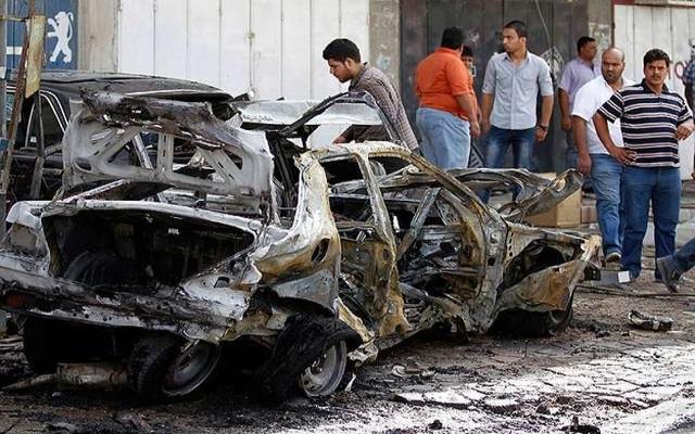 Kerkük'te patlama: 3 ölü