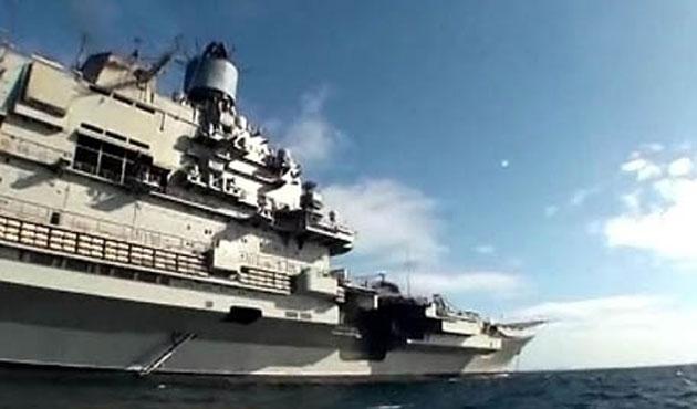 Rusya ve Çin Akdeniz'de tatbikat yapacak