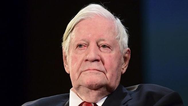 Helmut Schmidt öldü