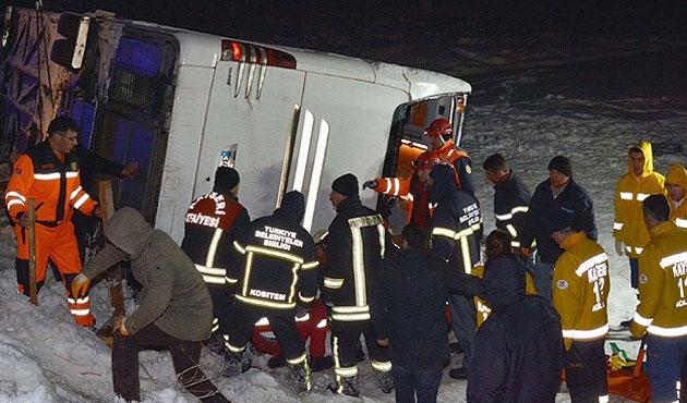Sivas'taki kazada ölenlerin kimliği belirlendi