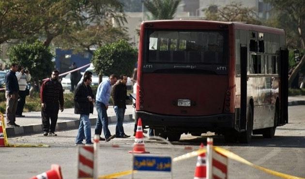 Kahire'de bombalı saldırı: 4 ölü, 51 yaralı