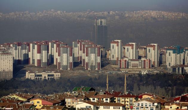 Konut satışında İstanbul lider, Hakkari son sırada