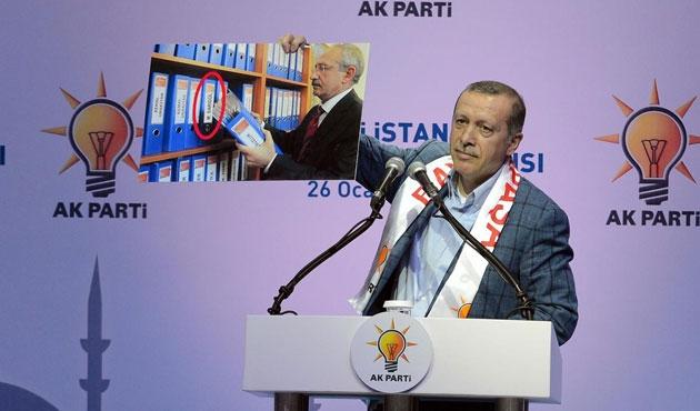 Başbakan Erdoğan, Sarıgül dosyasını açıkladı