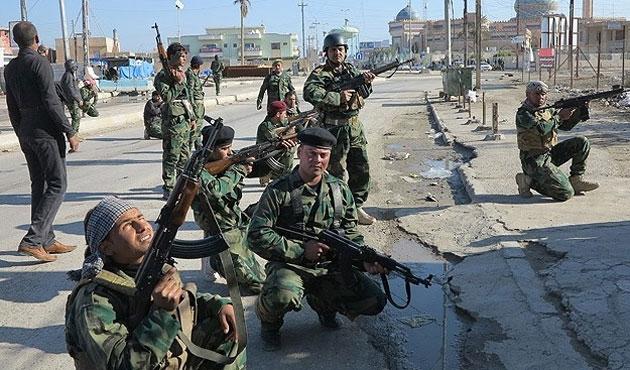 Irak ordusu: 20 IŞİD mensubu öldürüldü
