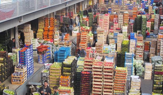 Rusya, Suriye'deki meyve pazarına yöneldi