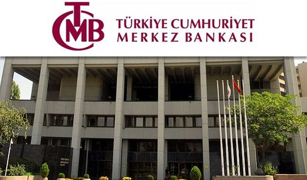 Merkez Bankası'nda beş yöneticinin görev yeri değişti