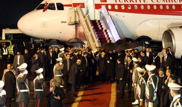 Başbakan Erdoğan'ın İran temasları başladı