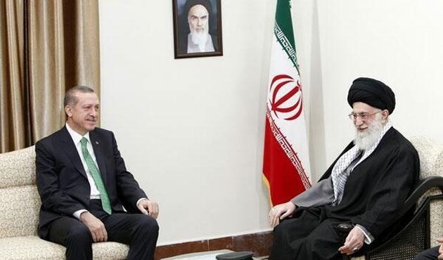Başbakan Erdoğan Hamaney ile görüştü
