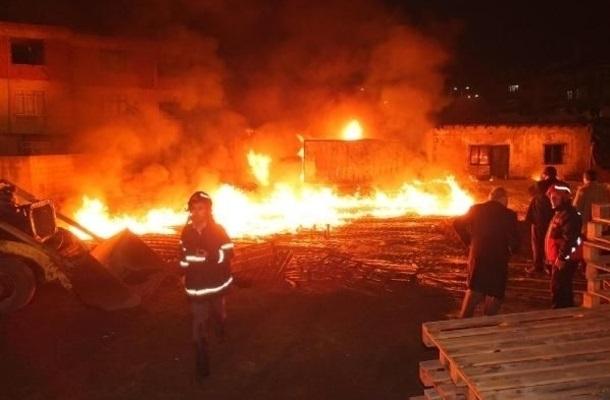 NATO boru hattında patlama