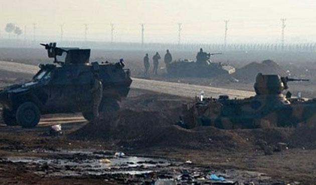 Suriye sınırında altı şüpheli yakalandı