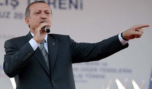 Erdoğan: Kirli eller hedefe ulaşamayacak