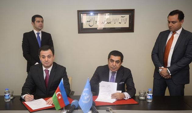 Azerbaycan ile BM arasında kültürel işbirliği
