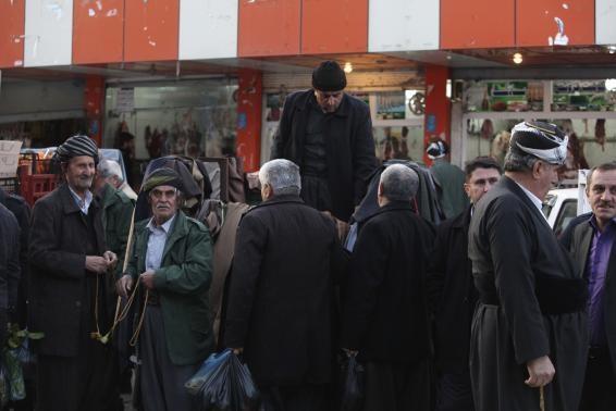 Bağdat, Halepçe'nin il olmasına tepkili