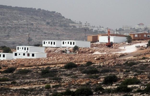 İsrail 378 yeni konut inşası ihalesini onayladı