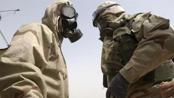 Şam'da yeni kimyasal silah iddiası