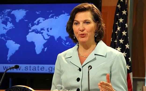 ABD Dışişleri Bakan Yardımcısı, Rusya'da