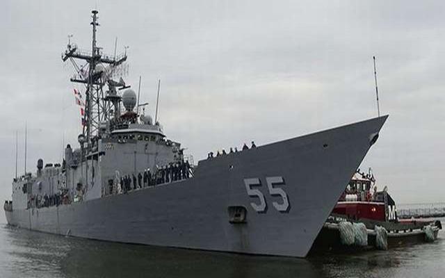 Karadeniz'de askeri tatbikat