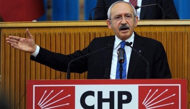 CHP Lideri: TSK seçimden önce Suriye'ye girecek