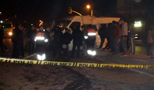 Ankara'daki kazada üç ölü