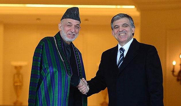 Köşk'teki Afganistan-Pakistan görüşmeleri başladı