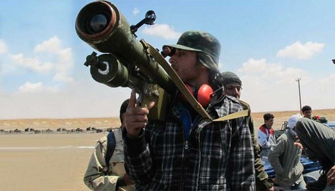 Suriye'de 19 muhalif silahlı grup birleşti