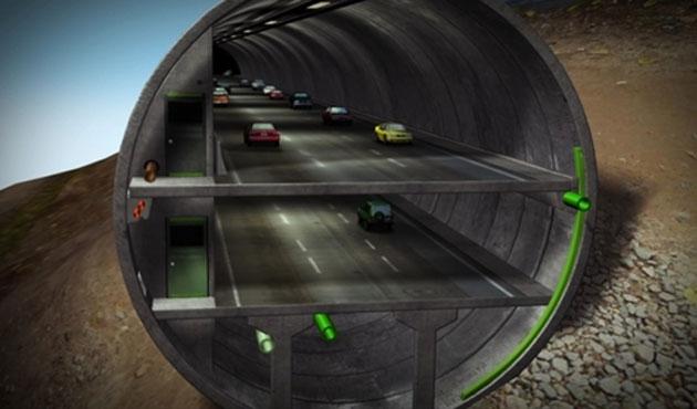 Avrasya Tüneli'nin geçiş projesine durdurma