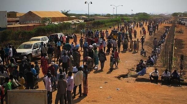 G. Sudan, eyalet başkentini taşıyor