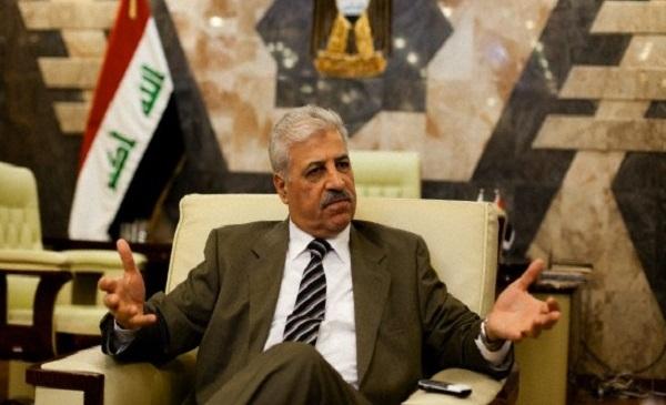 Musul Valisi Nuceyfi: Komutanlar uçağa binip kaçtı