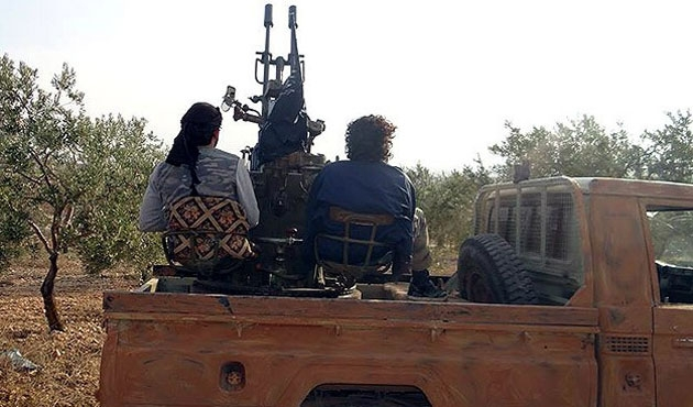 IŞİD Lazkiye kırsalından çekildi