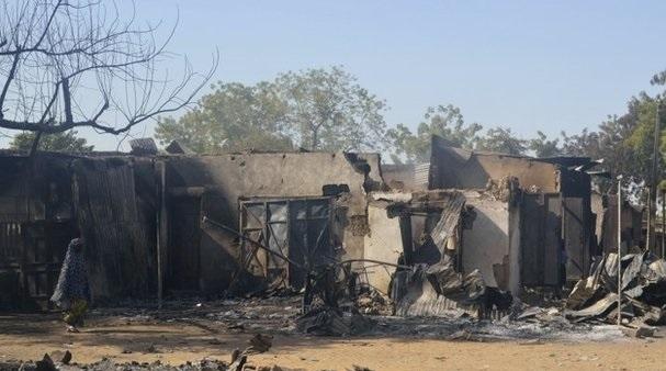 Nijerya'da okula saldırı: 29 öğrenci öldü