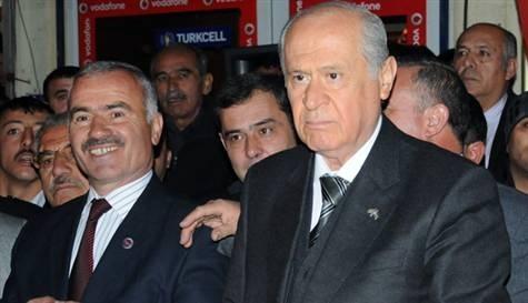 Bahçeli: Kemal bey arkadaşımdır, savunurum!