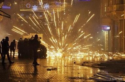 Mersin'deki eylemlerde bir kişi öldü