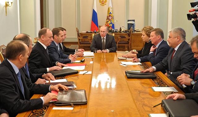Rusya askeri müdahale tezkeresini iptal etti