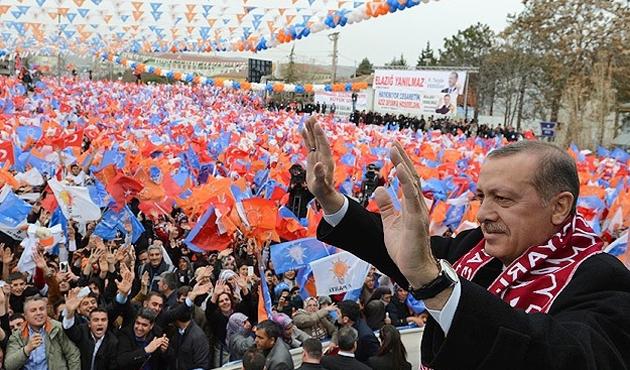 Erdoğan: TIR baskınını izlediğimde çılgına döndüm