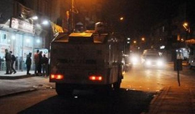 Gaziantep'te BDP'nin seçim bürosu açılışında gerginlik
