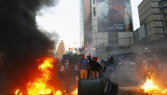 Venezuela'dan Vatikan'a arabuluculuk daveti