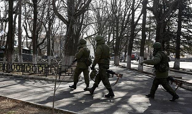 Ukrayna Kırım'ın banka hesaplarını dondurdu