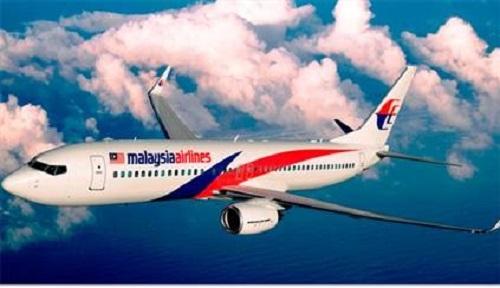 Malezya yolcu uçağı denize düştü