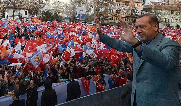 Başbakan Erdoğan, Muş'ta konuşuyor