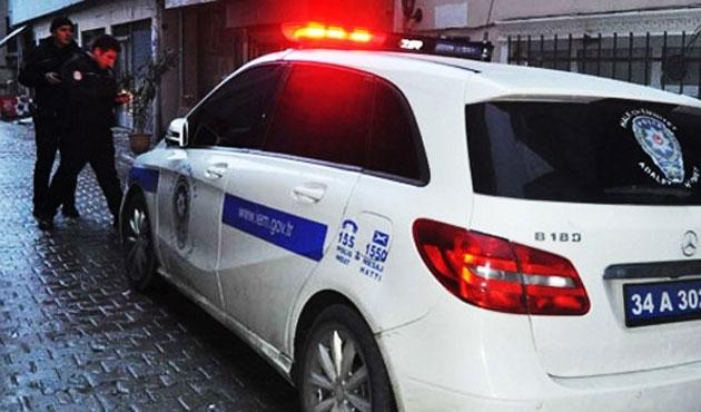 Beyoğlu'nda iki yabancı kaldığı evde öldürüldü