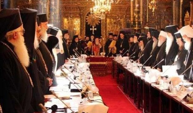 İstanbul'daki Ortodoks buluşması ayinle sona erdi